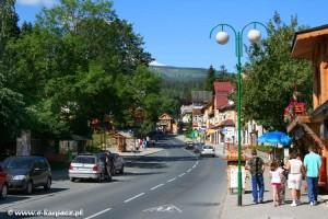 Karpacz - atrakcje w okolicy Sobieszowa