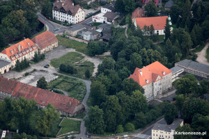 Sobieszów atrakcje Zespół Pałacowy Schaffgotschów